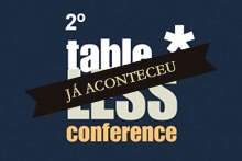 Logo da Tableless Conference 2013